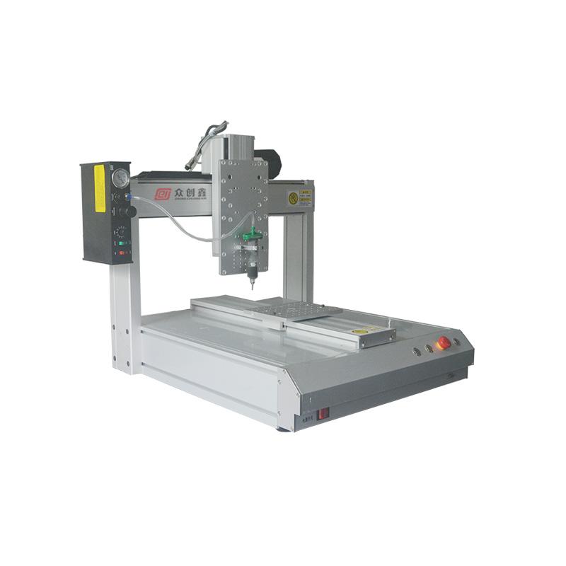 全自动桌面型点胶机ZCX-DJ300