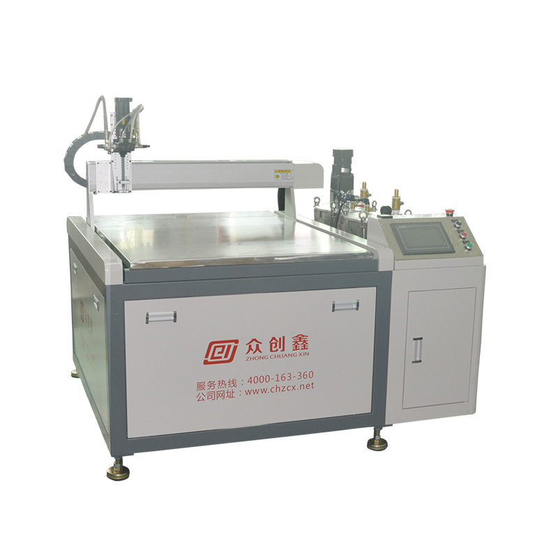 Surface Afffixing Glue Machine ZCX-BT700