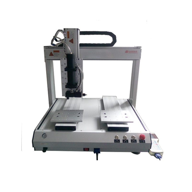 双工位全自动点胶机ZCX-DJ4331