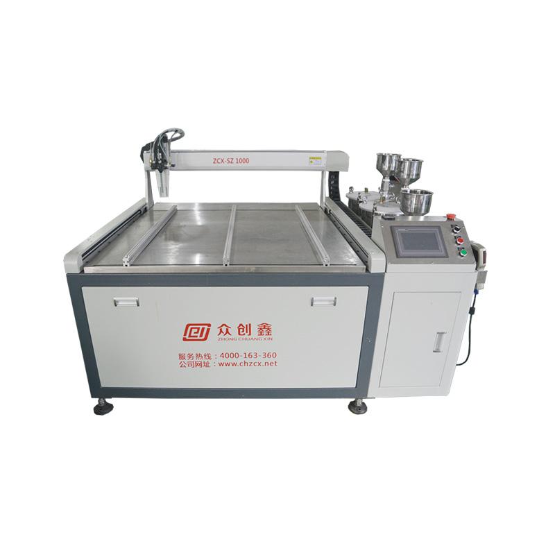 双液灌胶机ZCX-SZ1000