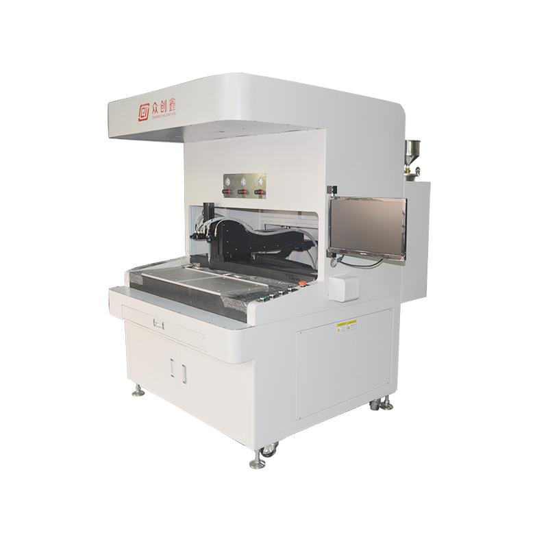 CCD视觉点胶机ZCX-SJ500