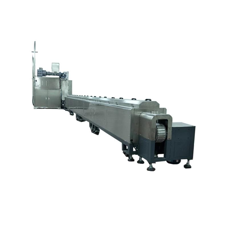医疗管材挤出机生产线