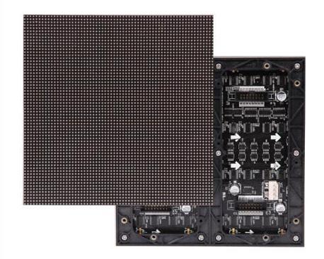 LED显示屏模组灌胶