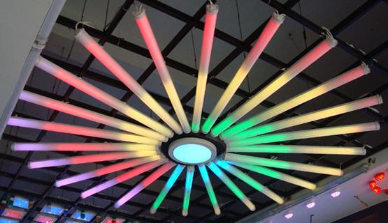 LED数码管灌胶