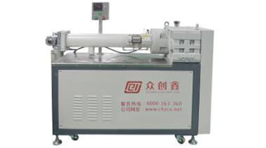 硅胶挤出机的挤出成型生产流程