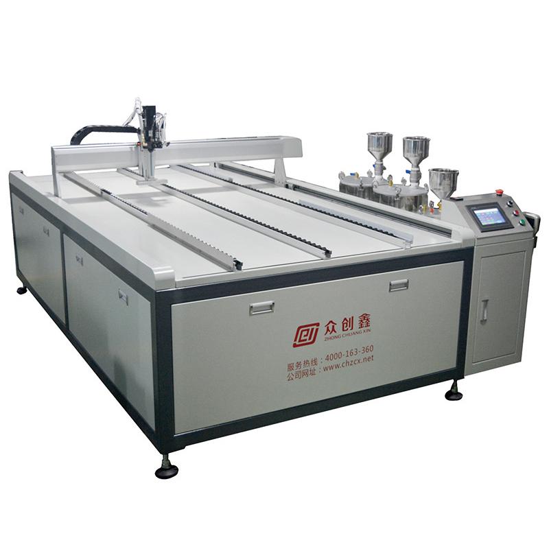 水晶封釉机ZCX-SZ2400